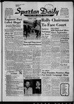 Spartan Daily, October 21, 1957 by San Jose State University, School of Journalism and Mass Communications