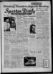 Spartan Daily, October 22, 1957 by San Jose State University, School of Journalism and Mass Communications