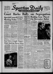 Spartan Daily, October 23, 1957 by San Jose State University, School of Journalism and Mass Communications