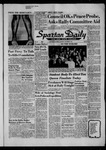 Spartan Daily, October 24, 1957 by San Jose State University, School of Journalism and Mass Communications