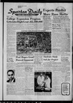Spartan Daily, October 29, 1957 by San Jose State University, School of Journalism and Mass Communications