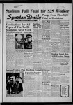 Spartan Daily, October 30, 1957 by San Jose State University, School of Journalism and Mass Communications