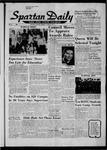 Spartan Daily, October 31, 1957 by San Jose State University, School of Journalism and Mass Communications