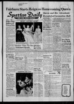 Spartan Daily, November 4, 1957 by San Jose State University, School of Journalism and Mass Communications