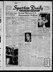 Spartan Daily, November 5, 1957 by San Jose State University, School of Journalism and Mass Communications
