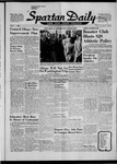 Spartan Daily, November 7, 1957 by San Jose State University, School of Journalism and Mass Communications