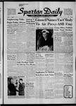 Spartan Daily, November 14, 1957
