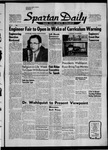 Spartan Daily, November 15, 1957 by San Jose State University, School of Journalism and Mass Communications