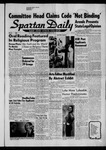 Spartan Daily, November 20, 1957 by San Jose State University, School of Journalism and Mass Communications