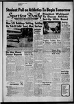 Spartan Daily, November 25, 1957 by San Jose State University, School of Journalism and Mass Communications