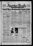 Spartan Daily, November 26, 1957 by San Jose State University, School of Journalism and Mass Communications