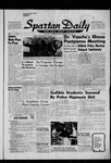 Spartan Daily, December 4, 1957 by San Jose State University, School of Journalism and Mass Communications