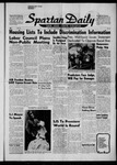 Spartan Daily, December 5, 1957 by San Jose State University, School of Journalism and Mass Communications