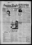 Spartan Daily, December 9, 1957 by San Jose State University, School of Journalism and Mass Communications