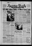 Spartan Daily, December 12, 1957 by San Jose State University, School of Journalism and Mass Communications