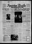 Spartan Daily, December 16, 1957