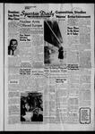 Spartan Daily, December 17, 1957