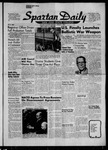 Spartan Daily, December 18, 1957 by San Jose State University, School of Journalism and Mass Communications