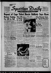 Spartan Daily, January 8, 1958