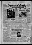 Spartan Daily, January 9, 1958 by San Jose State University, School of Journalism and Mass Communications
