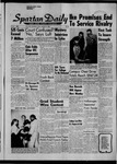 Spartan Daily, January 10, 1958 by San Jose State University, School of Journalism and Mass Communications