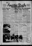 Spartan Daily, January 13, 1958 by San Jose State University, School of Journalism and Mass Communications