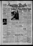 Spartan Daily, January 14, 1958