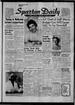 Spartan Daily, January 15, 1958 by San Jose State University, School of Journalism and Mass Communications