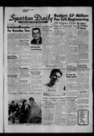 Spartan Daily, January 17, 1958 by San Jose State University, School of Journalism and Mass Communications