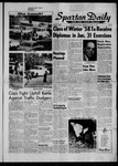 Spartan Daily, January 22, 1958