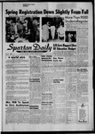 Spartan Daily, February 12, 1958 by San Jose State University, School of Journalism and Mass Communications