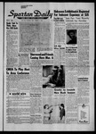 Spartan Daily, February 14, 1958 by San Jose State University, School of Journalism and Mass Communications