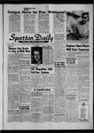 Spartan Daily, February 19, 1958 by San Jose State University, School of Journalism and Mass Communications