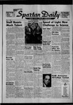 Spartan Daily, February 24, 1958 by San Jose State University, School of Journalism and Mass Communications