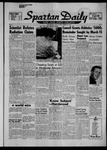 Spartan Daily, February 27, 1958 by San Jose State University, School of Journalism and Mass Communications