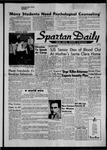 Spartan Daily, February 28, 1958 by San Jose State University, School of Journalism and Mass Communications