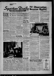 Spartan Daily, March 3, 1958 by San Jose State University, School of Journalism and Mass Communications