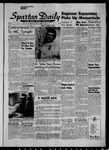 Spartan Daily, March 6, 1958 by San Jose State University, School of Journalism and Mass Communications