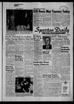 Spartan Daily, March 7, 1958 by San Jose State University, School of Journalism and Mass Communications