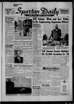 Spartan Daily, March 11, 1958 by San Jose State University, School of Journalism and Mass Communications