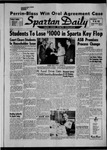 Spartan Daily, March 12, 1958 by San Jose State University, School of Journalism and Mass Communications