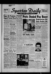 Spartan Daily, March 14, 1958