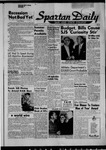 Spartan Daily, March 19, 1958 by San Jose State University, School of Journalism and Mass Communications