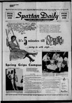Spartan Daily, March 20, 1958 by San Jose State University, School of Journalism and Mass Communications
