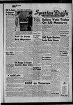 Spartan Daily, March 25, 1958 by San Jose State University, School of Journalism and Mass Communications