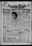 Spartan Daily, March 26, 1958 by San Jose State University, School of Journalism and Mass Communications