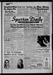 Spartan Daily, March 27, 1958 by San Jose State University, School of Journalism and Mass Communications