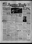Spartan Daily, April 10, 1958 by San Jose State University, School of Journalism and Mass Communications