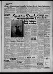 Spartan Daily, April 11, 1958 by San Jose State University, School of Journalism and Mass Communications