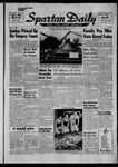 Spartan Daily, April 16, 1958 by San Jose State University, School of Journalism and Mass Communications